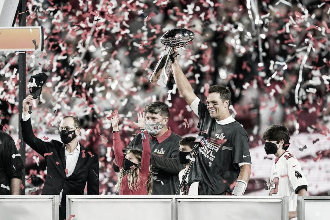 Los Tampa Bay Buccaneers son campeones del Super Bowl LV
