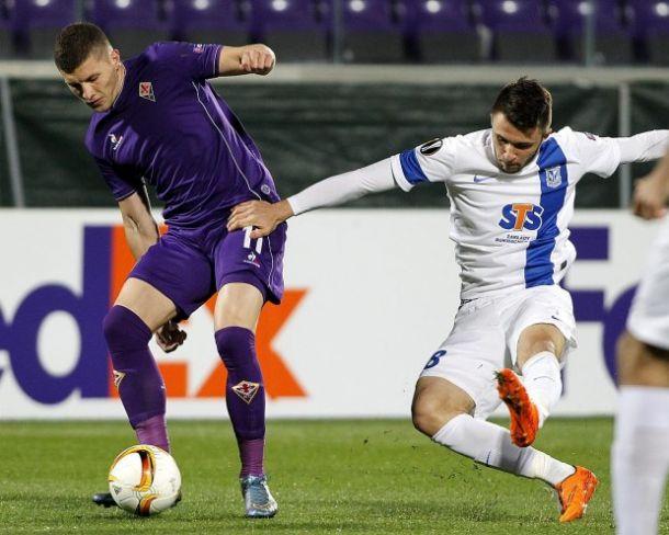 Fiorentina, riscatto a Poznan?