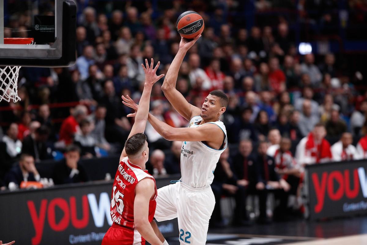 Turkish Airlines EuroLeague - Il Real è da clinic: finisce 77-88 contro Milano