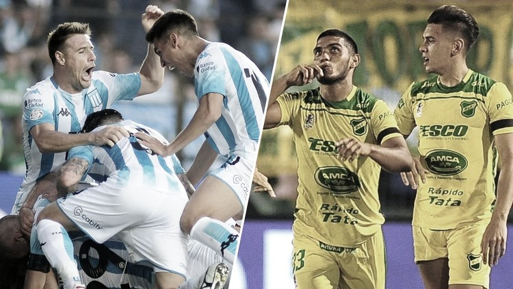 En la despedida del Chacho, Racing empató con Defensa