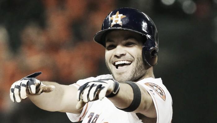 Altuve y los Astros, viven excelente momento en la temporada