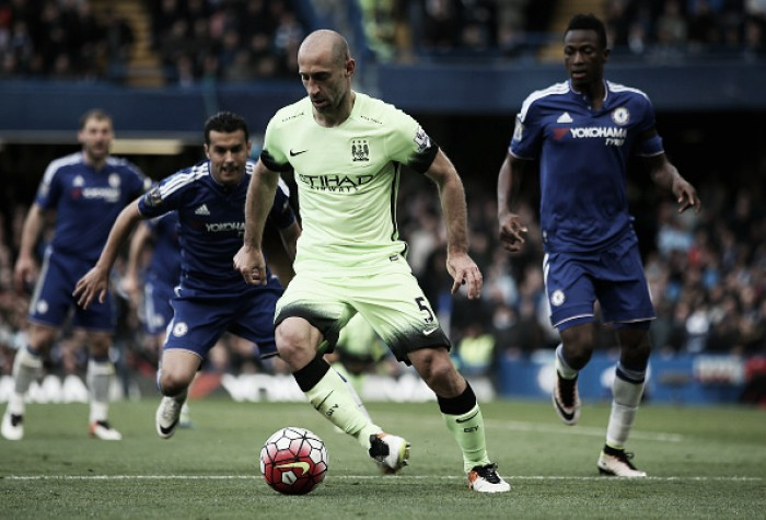 Pablo Zabaleta set to stay at Manchester City for the following season