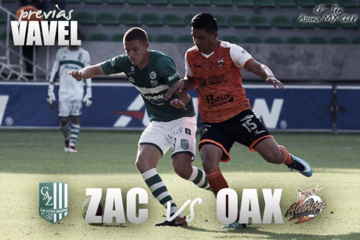 Previa Zacatepec - Alebrijes: con sabor a revancha
