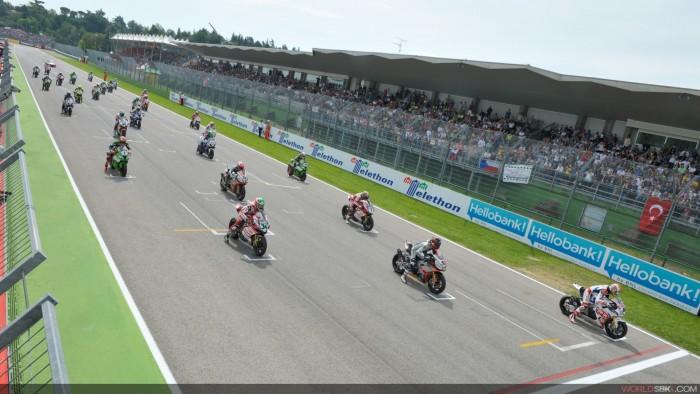 La Superbike arriva in Italia: GP Imola, anteprima e orari tv