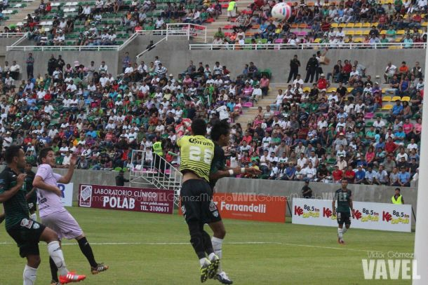 Fotos e imágenes del Zacatepec 1 - 0 Celaya de la décimo segunda fecha del Ascenso MX.