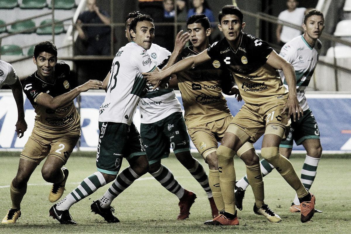 Leobardo López le da los tres puntos al Zacatepec