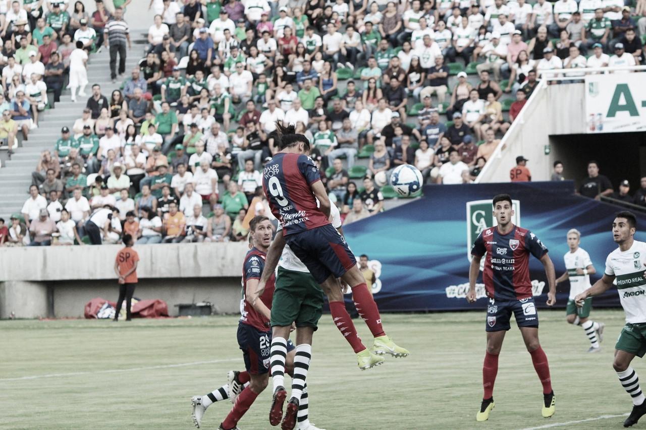 Zacatepec y Atlante reparten puntos en el Coruco Díaz