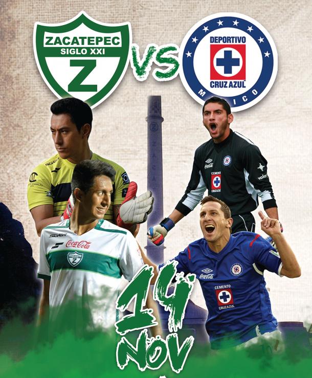 Zacatepec y Cruz Azul se enfrentarán en duelo amistoso