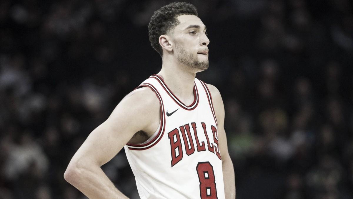 Los Bulls quieren igualar la oferta de los Kings por LaVine