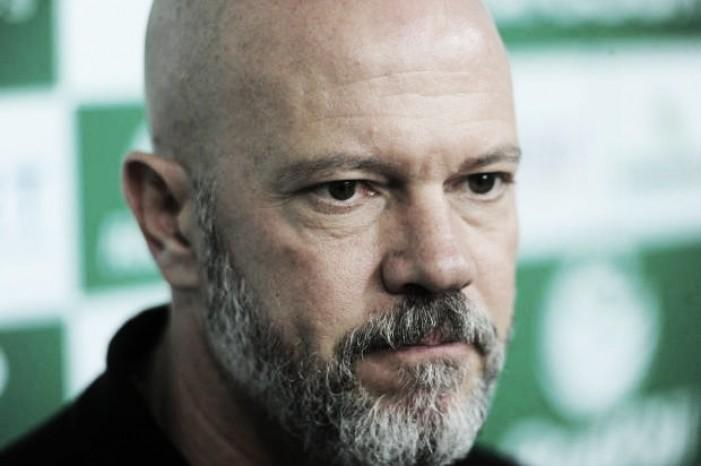 Treinador do Juventude, Antônio Carlos Zago destaca equilíbrio contra Atlético-MG