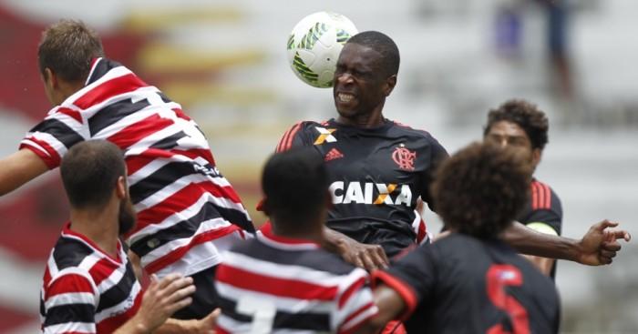Com pretensões diferentes no campeonato, Santa Cruz e Flamengo medem forças no Arruda
