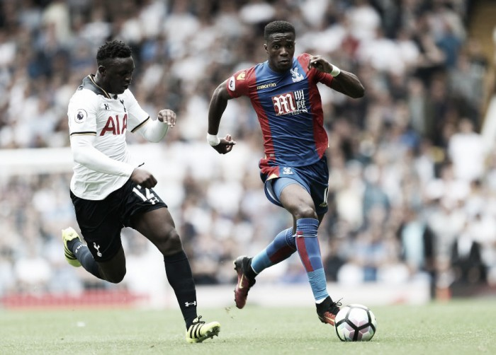 Pochettino confirms firm interest in Palace star Zaha