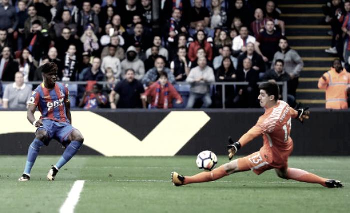 Crystal Palace quebra série negativa, supera Chelsea e soma primeira vitória