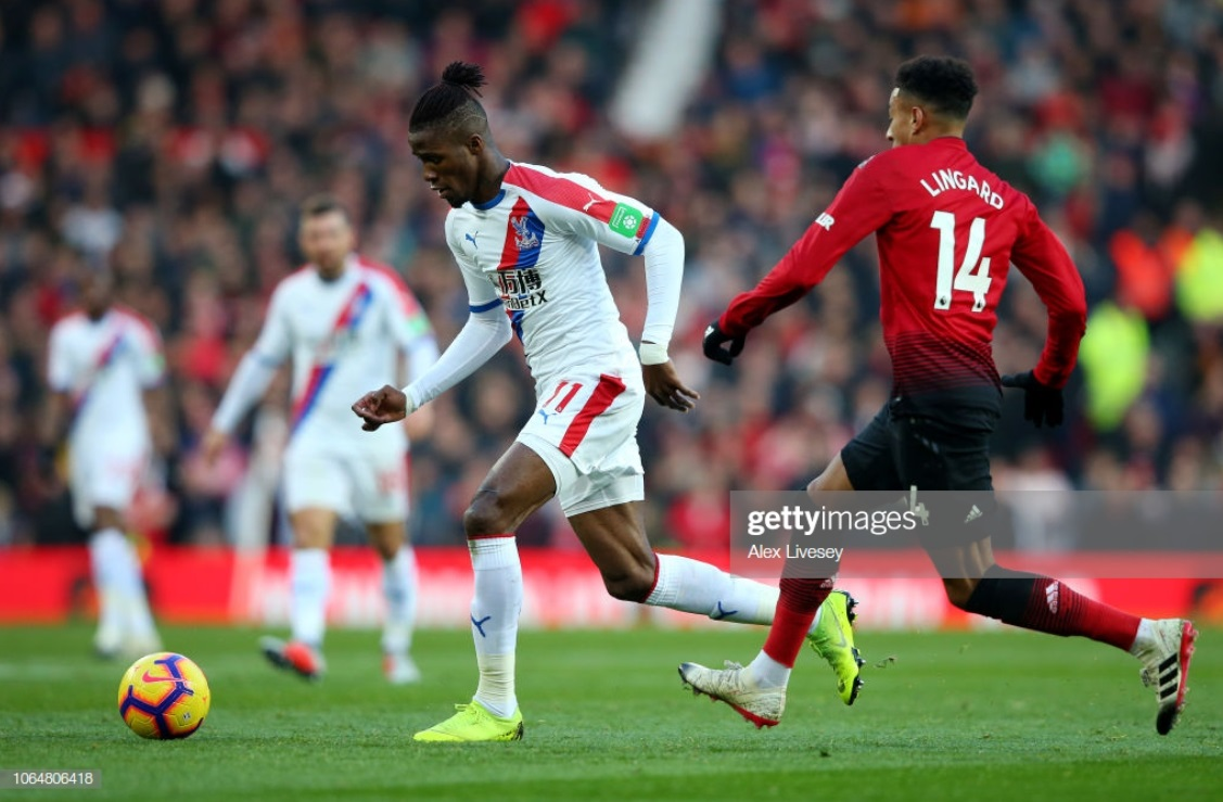 Crystal Palace vs Manchester United Preview: In-form Palace side welcome Man United to Selhurst Park