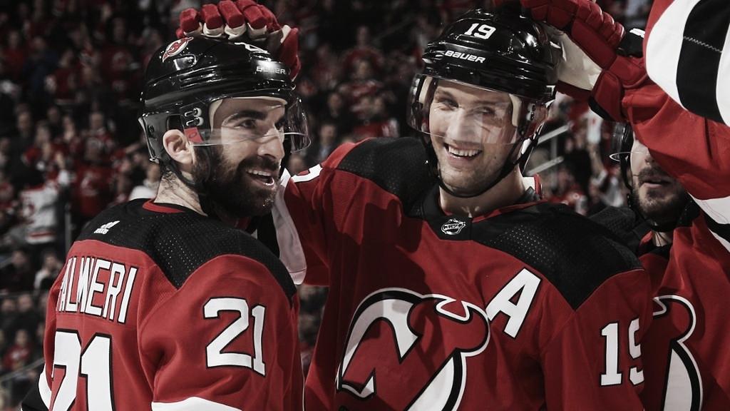 Los Islanders adquieren a Palmieri y Zajac procedentes de los Devils