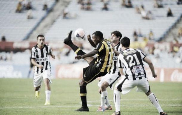Resultado Wanderers - Peñarol en el Clausura 2015 (2-1)