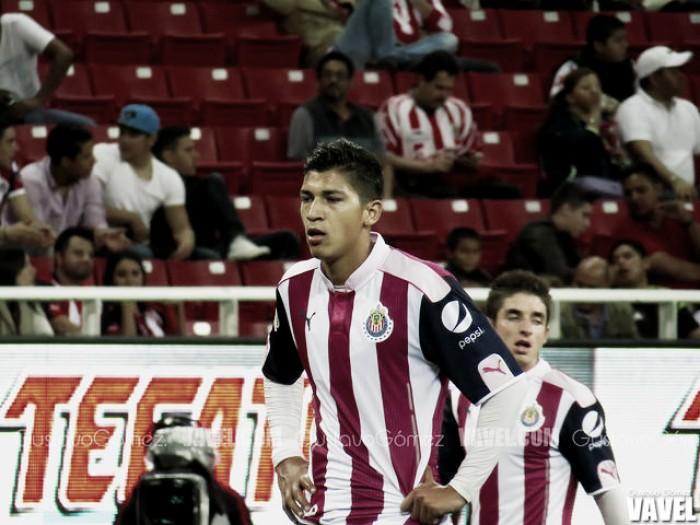 Ángel Zaldivar primera baja de Chivas para el próximo torneo