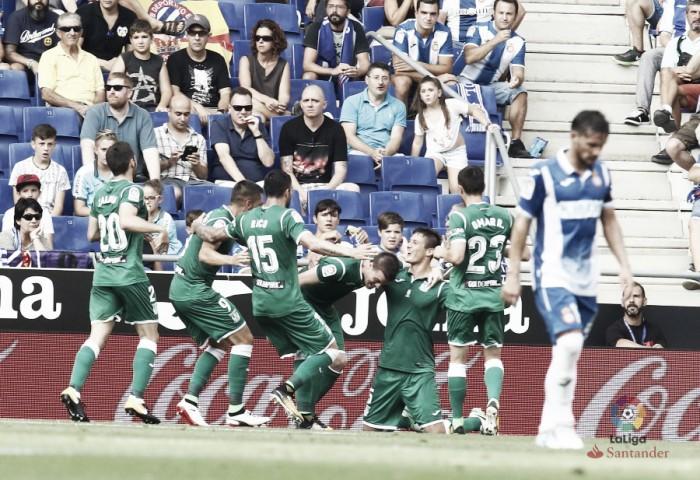 Los cedidos de la Real: Zaldua hace pleno de victorias con el Leganés