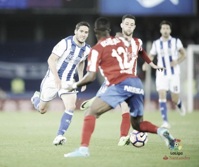 Zaldua el otro regreso ante el Sporting de Gijón