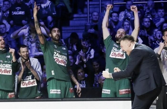 Eurolega - Miracolo Zalgiris Kaunas nel quarto periodo: Panathinaikos ko 64-56