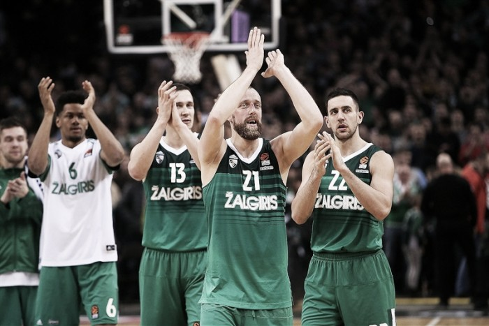Turkish Airlines EuroLeague - Il sogno Zalgiris Kaunas continua: cade l'Unicaja Malaga (79-77)