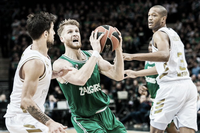 El Zalgiris somete al Real Madrid