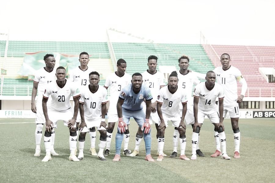 Gols e Melhores Momentos de Zâmbia x Tunísia (0-2)