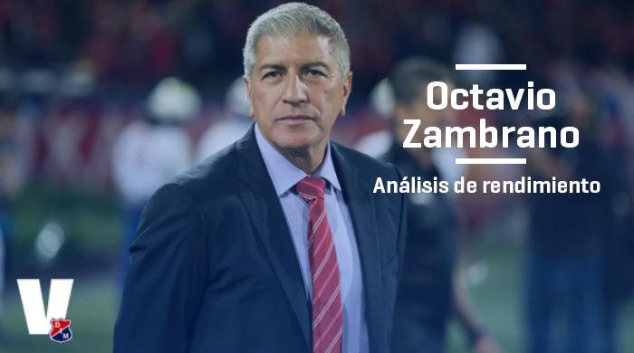 Análisis VAVEL, Independiente Medellín 2018-II: Octavio Zambrano