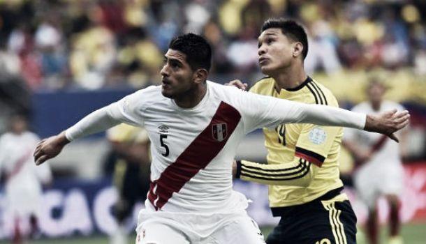 """Carlos Zambrano: """"Tenemos que mantener la actitud de la Copa América"""""""