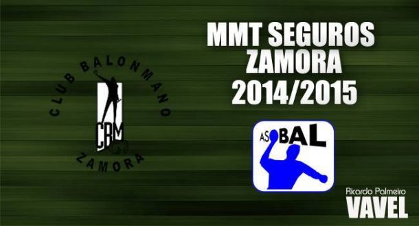 MMT Seguros Zamora 2014/15