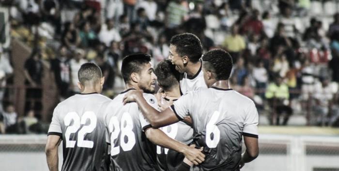 Zamora mete miedo y golea al Atlético Venezuela