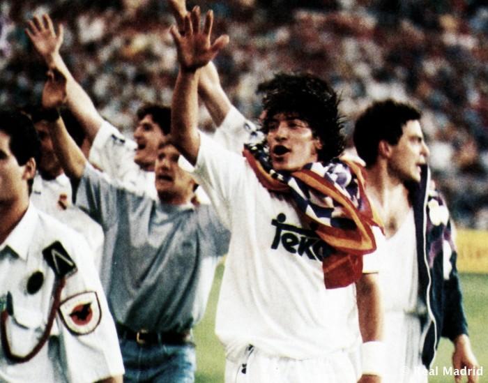"Iván Zamorano: ""El Real Madrid es mi segunda casa"""