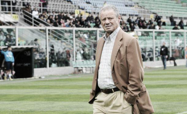 """Palermo, Zamparini assicura: """"Iachini stia tranquillo, ci salveremo"""""""