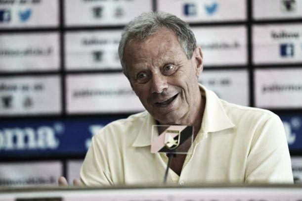 """Zamparini:""""Barreto e Vazquez rinnoveranno. Dybala via? Ho un progetto Champions"""""""