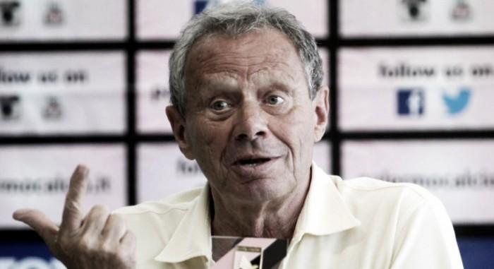 """Zamparini: """"Foschi e Ballardini vanno d'accordo. Vazquez? Più facile vada in Inghilterra"""""""