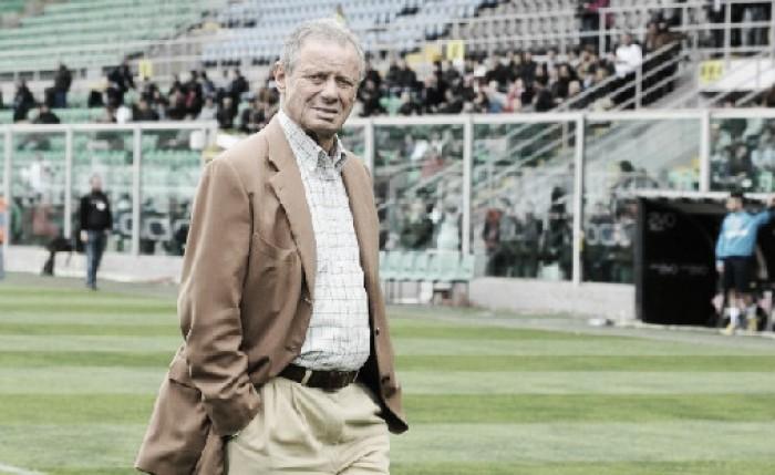 """Palermo, Zamparini: """"Ballardini sta facendo un miracolo"""""""