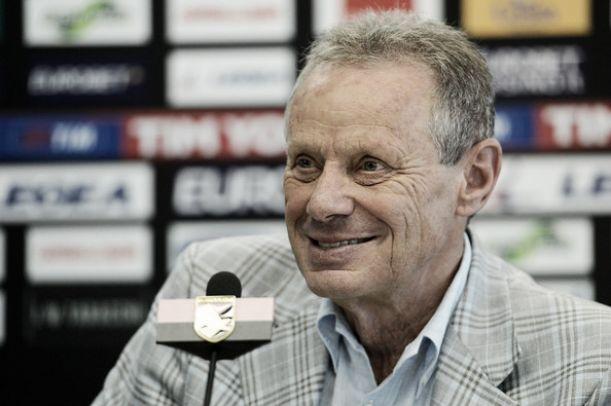 """Zamparini: """"Palermo da Europa"""""""
