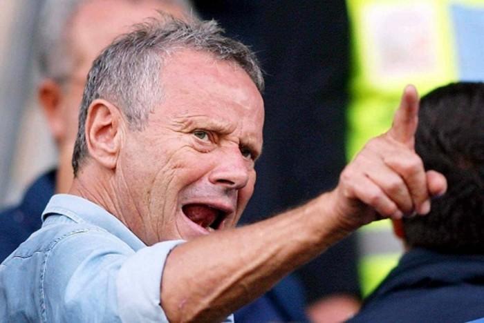 """Zamparini: """"Abbiamo rinforzato la squadra ora tocca a Ballardini"""""""