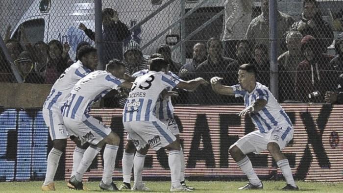 Resumen Atlético Tucumán VAVEL: soldados de acero