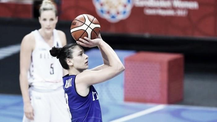 Cecilia Zandalasini vola in America: giocherà nella WNBA