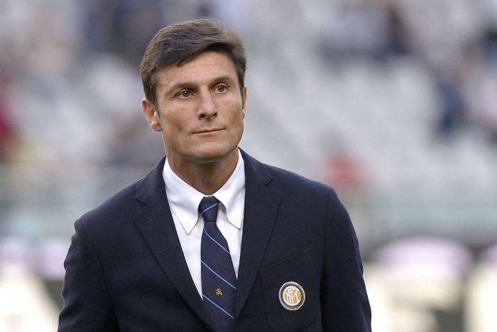 """Inter, parola di leggenda Zanetti: """"Obiettivo? Arrivare più in alto possibile. Mauro? attaccante straordinario"""""""