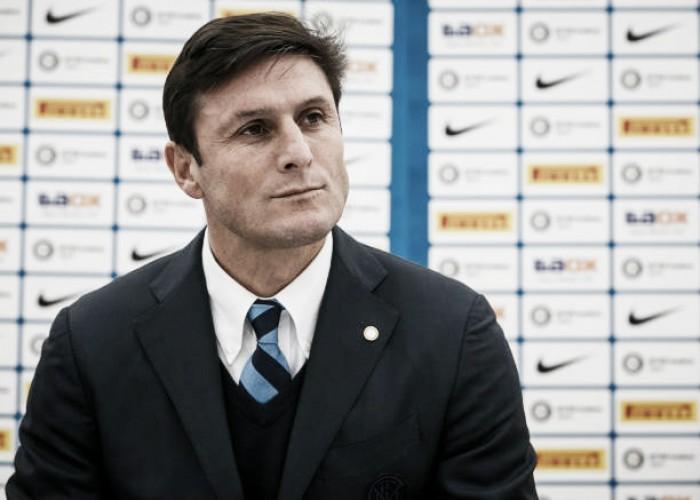 Ídolo na Inter, Zanetti lamenta não ter conseguido resgatar Adriano Imperador da depressão