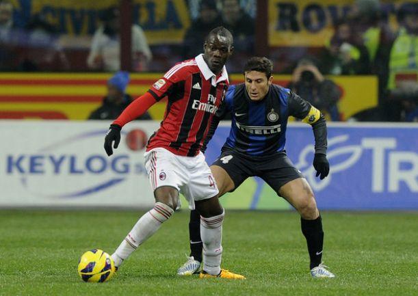 Diretta Inter - Milan, live della partita di Serie A