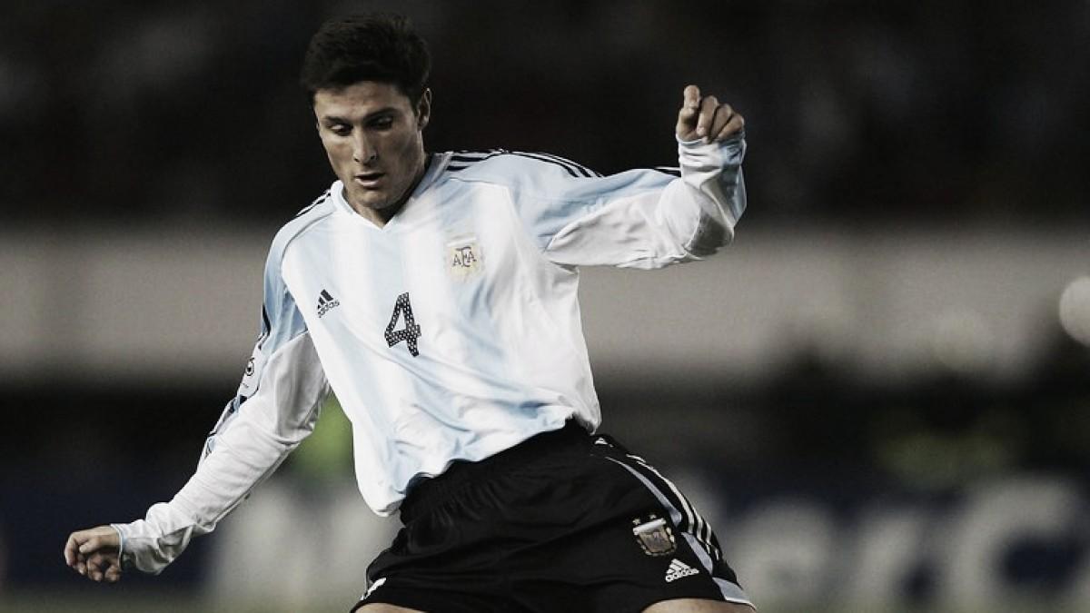 "Javier Zanetti: ""Ojalá que Argentina llegue a las instancias finales"""