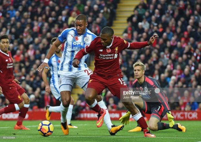 Mathias Zanka admits defeat to Liverpool stings