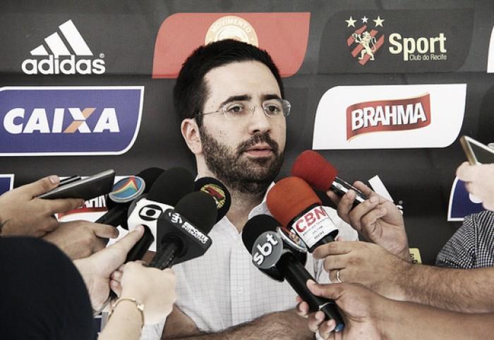 Em decisão bilateral, André Zanotta não é mais executivo de futebol do Sport