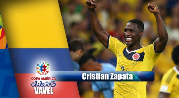 Camino a Chile 2015: Cristian Zapata