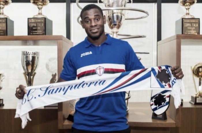 Sampdoria anuncia dupla do Napoli para atual temporada