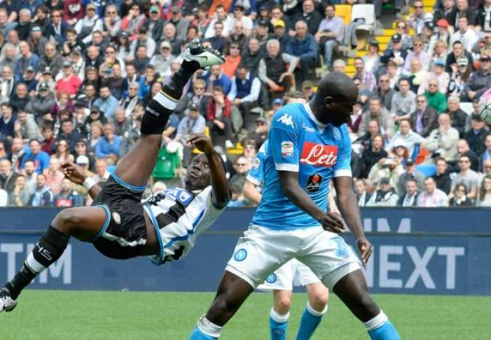 Serie A - Le formazioni ufficiali di Udinese - Napoli: Sarri può contare su Insigne