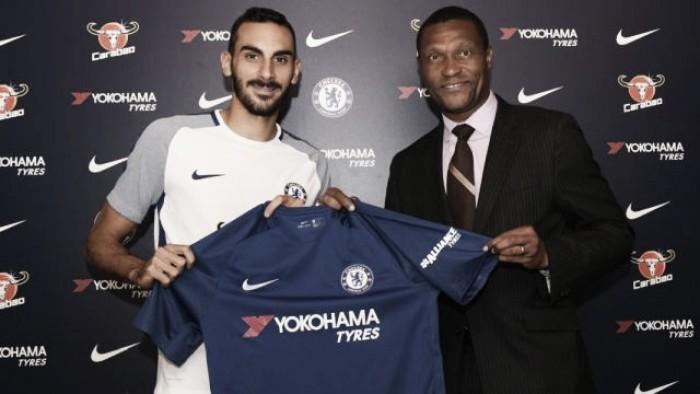 Zappacosta es nuevo jugador de Chelsea